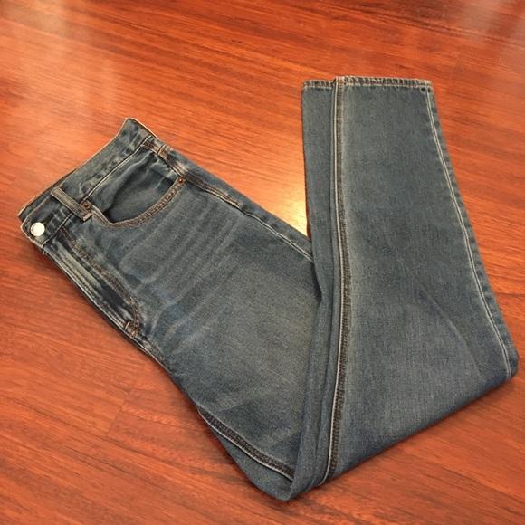 AMERICAN EAGLE - High Rise Mom Jeans
